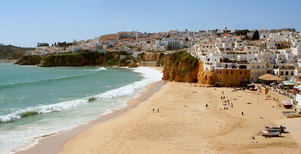praia da falesia albufeira